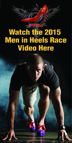 Watch the 2015 Men in Heels Race Video Here